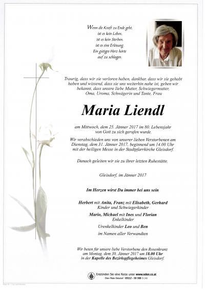Liendl