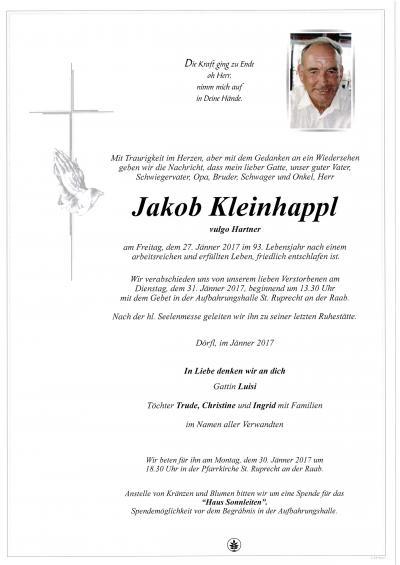 Kleinhappl