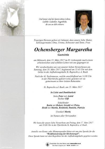 Ochensberger