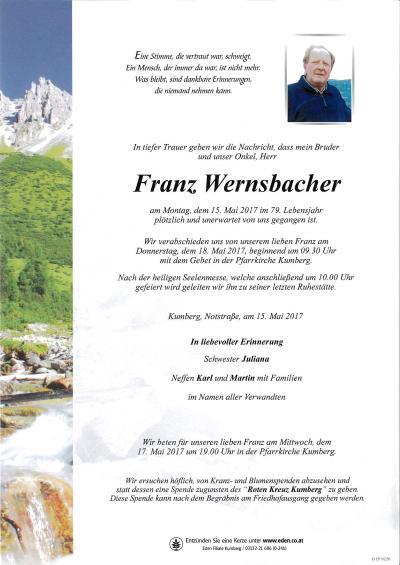Wernsbacher