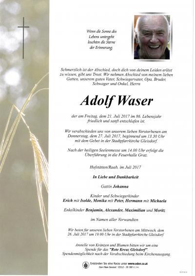 Waser