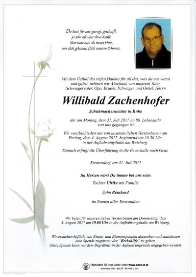 Zachenhofer