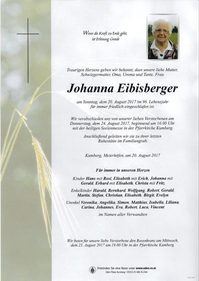 Eibisberger