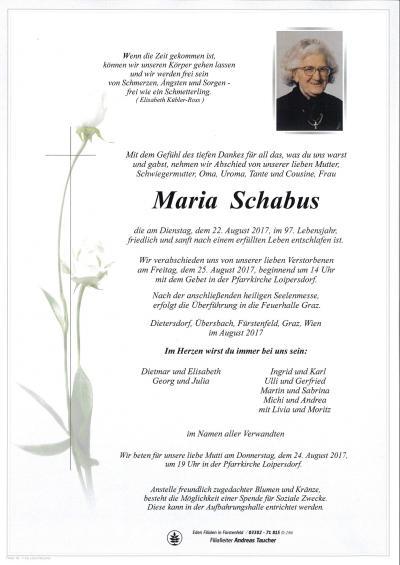 Schabus