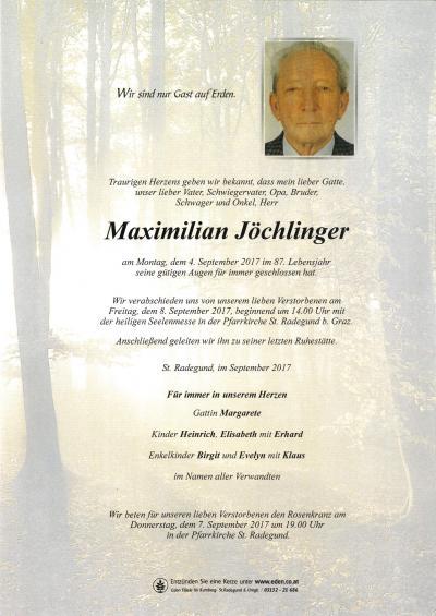Jöchlinger