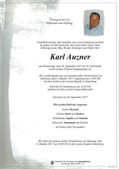 Auzner
