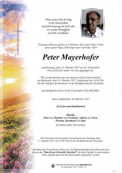 Mayerhofer