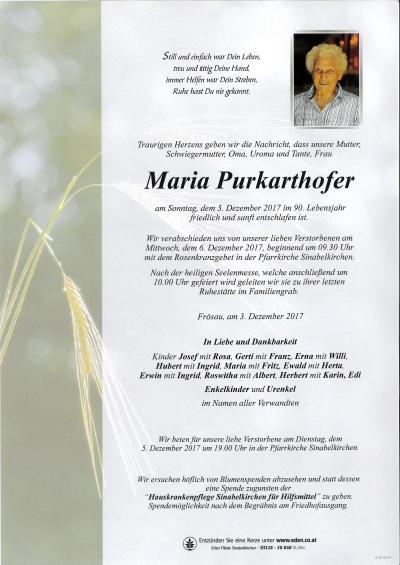 Purkarthofer