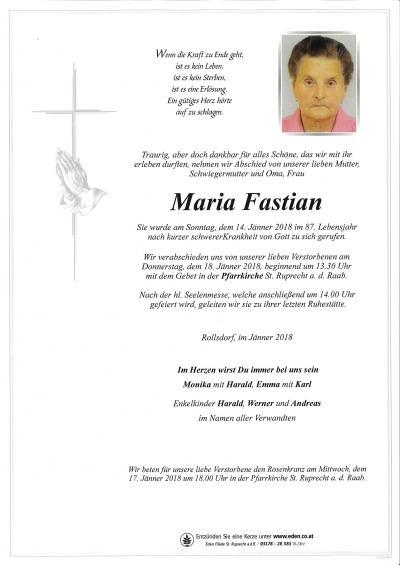 Fastian