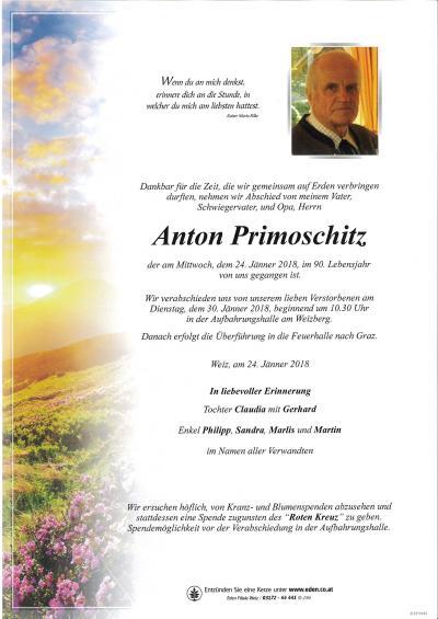 Primoschitz