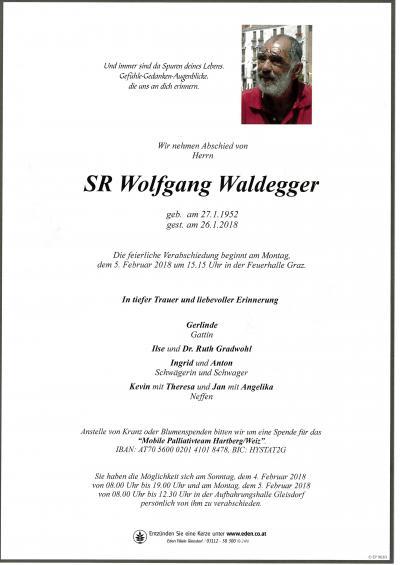 Waldegger
