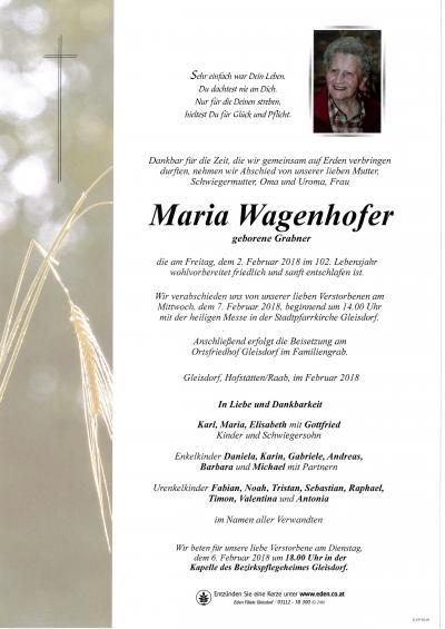 Wagenhofer