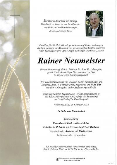 Neumeister
