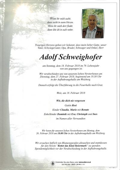 Schweighofer