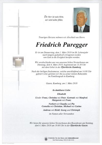 Puregger
