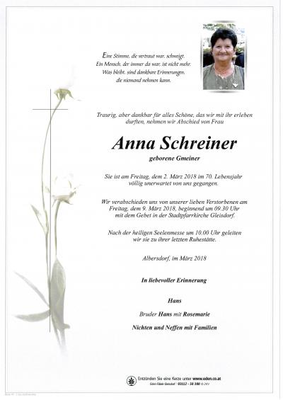 Schreiner