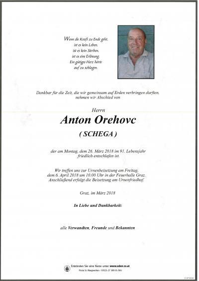 Orehovc