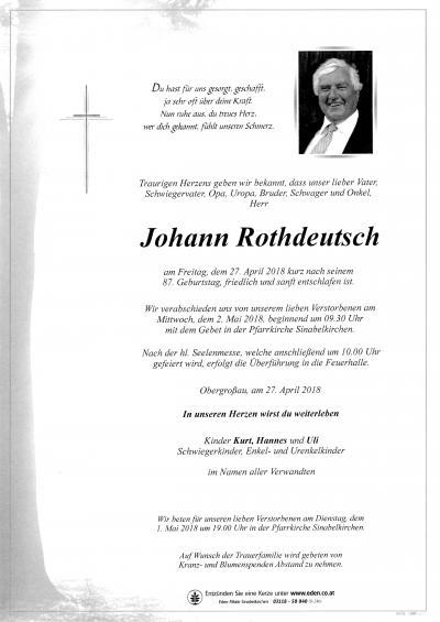 Rothdeutsch