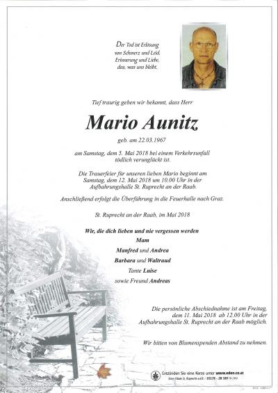 Aunitz