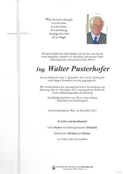 Pusterhofer