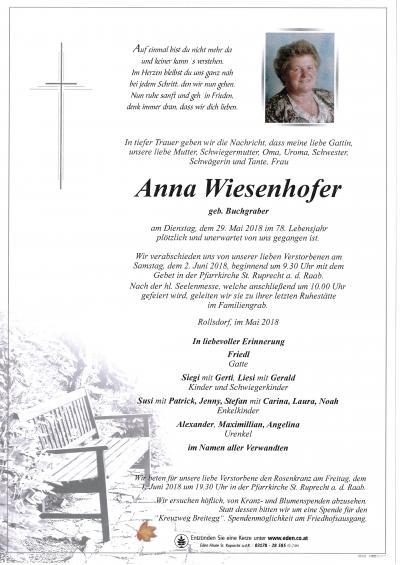 Wiesenhofer