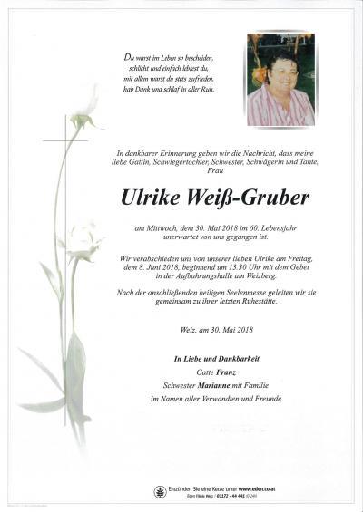 Weiß-Gruber