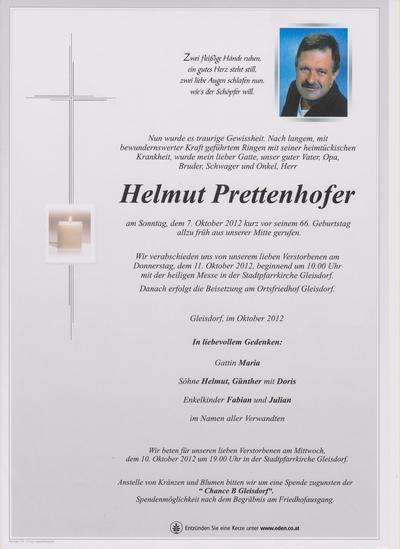 Prettenhofer