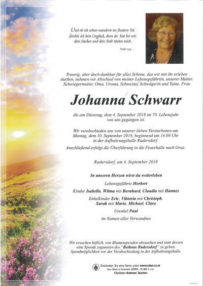 Schwarr