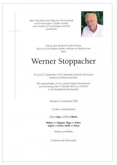 Stoppacher