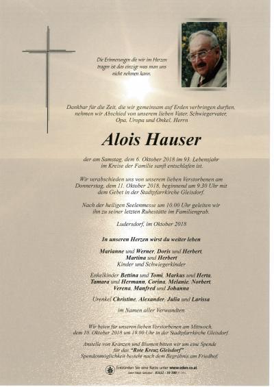 Hauser