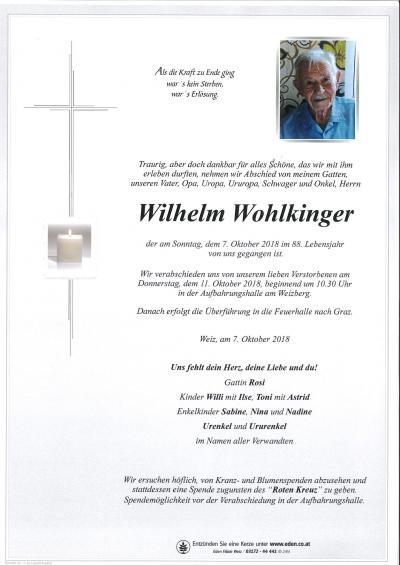 Wohlkinger