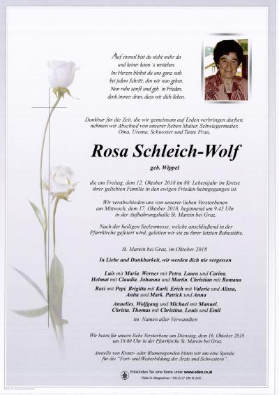Schleich-Wolf