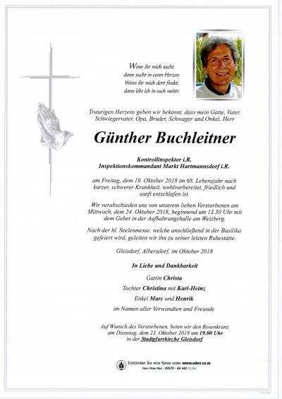 Buchleitner
