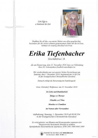 Tiefenbacher