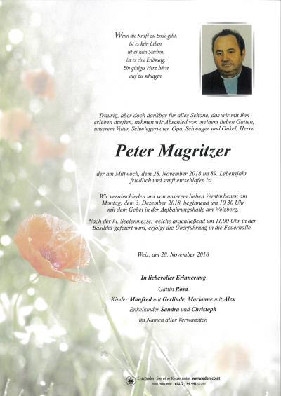 Magritzer