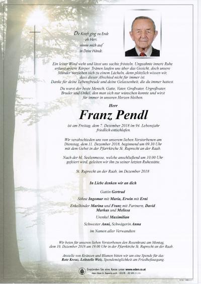 Pendl