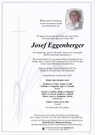 Eggenberger