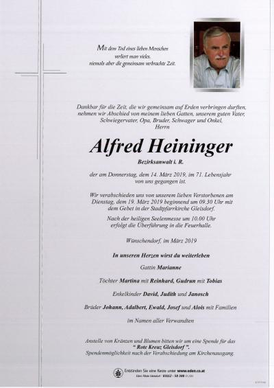 Heininger