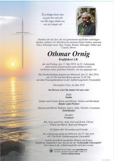 Ornig