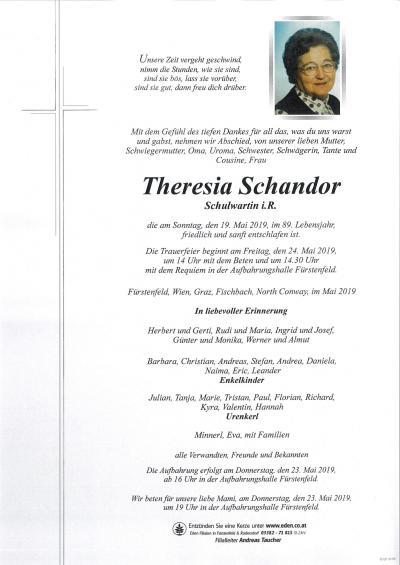 Schandor