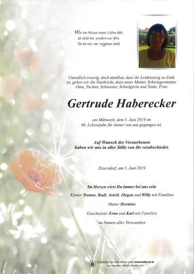Haberecker