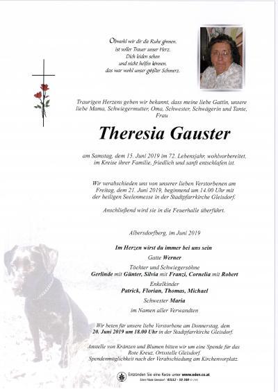 Gauster