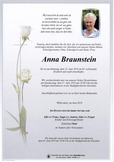 Braunstein