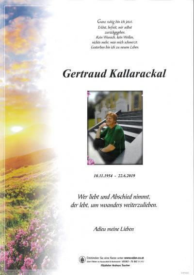 Kallarackal