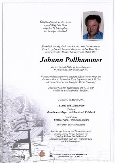 Pollhammer