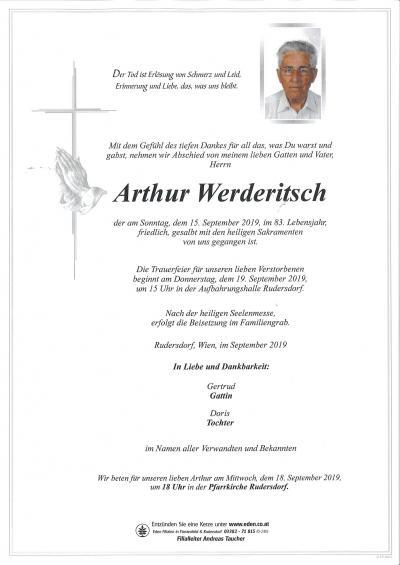Werderitsch
