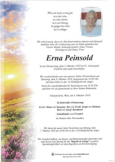 Peinsold