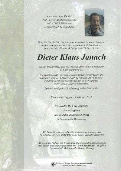 Janach