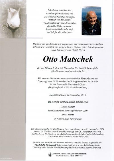 Matschek