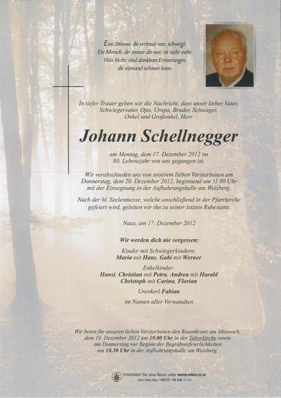 Schellnegger